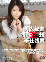 Beautiful Secretary Secret 3 Holes :