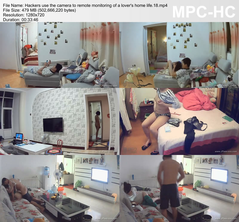 Hackers use the camera to remote monitoring of a lover's home life.18