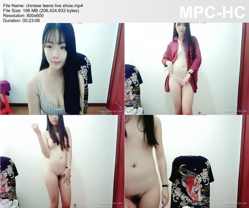 chinese teens live show