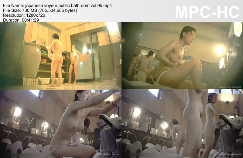 japanese voyeur.public bathroom.vol.95