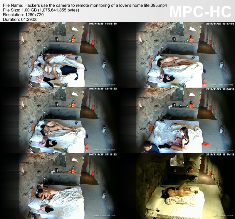 Hackers use the camera to remote monitoring of a lover's home life.395